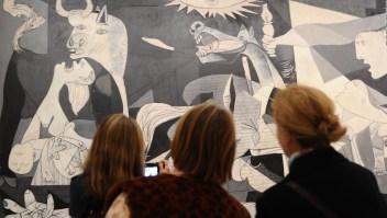 Descubren obra oculta de Picasso con inteligencia artificial