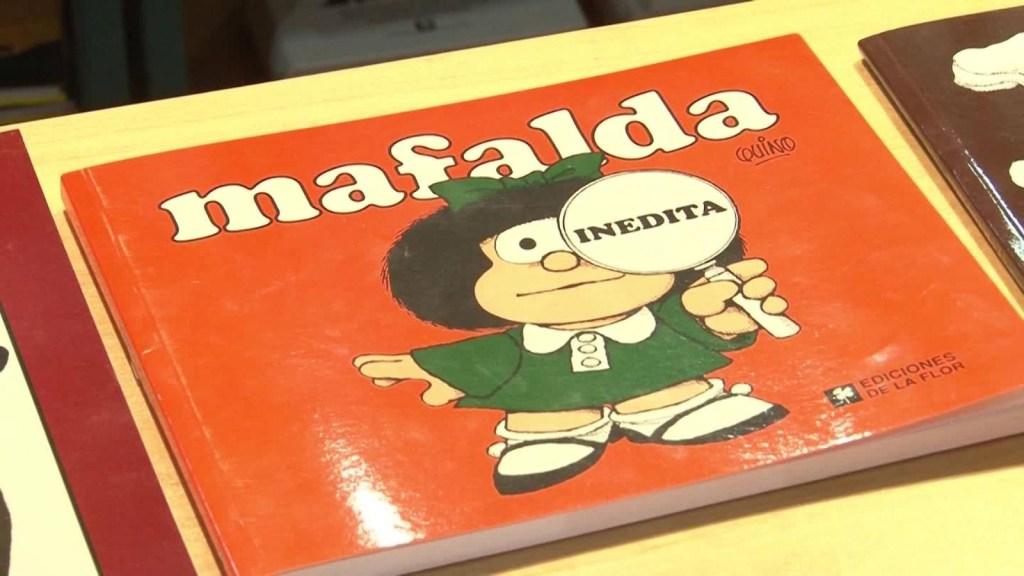 Mafalda llega a México a través de exposición animada