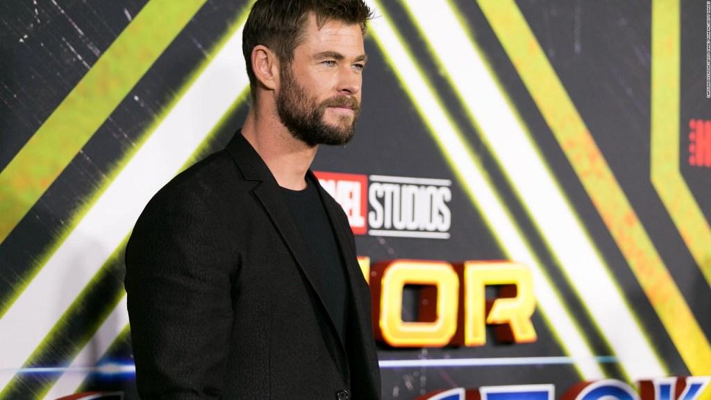 Un poblado en Australia pide desesperadamente la ayuda del actor Chris Hemsworth