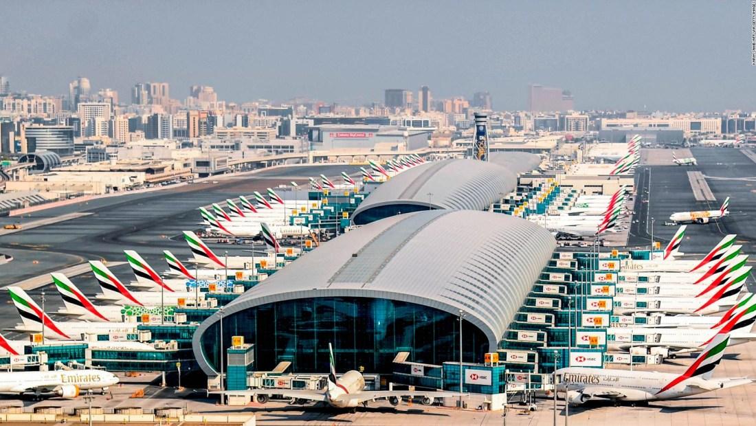 El aeropuerto internacional más transitado del mundo