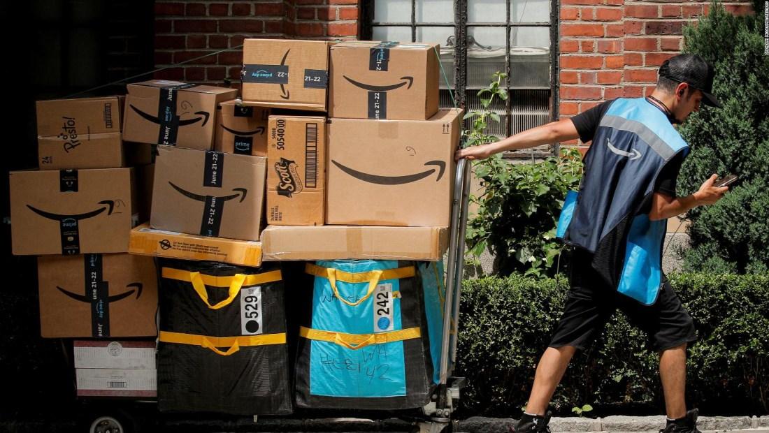 """Amazon ya comenzó con sus ofertas del """"Black Friday"""""""