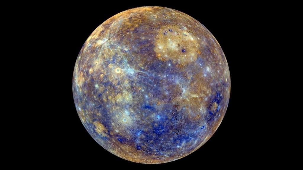El primer recorrido por Mercurio, el planeta más cercano al sol