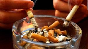 La venta de cigarrillos en EE.UU. subió en la pandemia