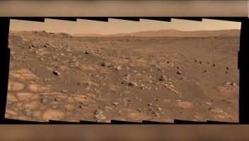 Perseverance sí avanza sobre un lago extinto en Marte