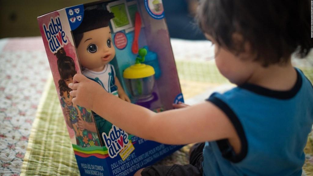 Hasbro dice que sus juguetes estarán listos para Navidad