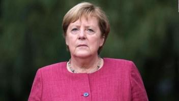 Despiden a Merkel de Consejo Europeo con emotivo mensaje