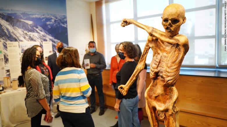 tatuajes Ötzi