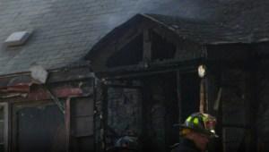 Esta que sufrió un incendio se vende por US$400.000