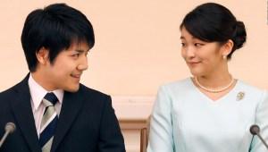 Japón anuncia la boda de la princesa Mako
