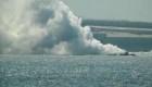 Mira la nueva columna de humo del Cumbre Vieja