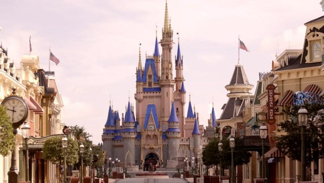 Disney World es tendencia en sus 50 años