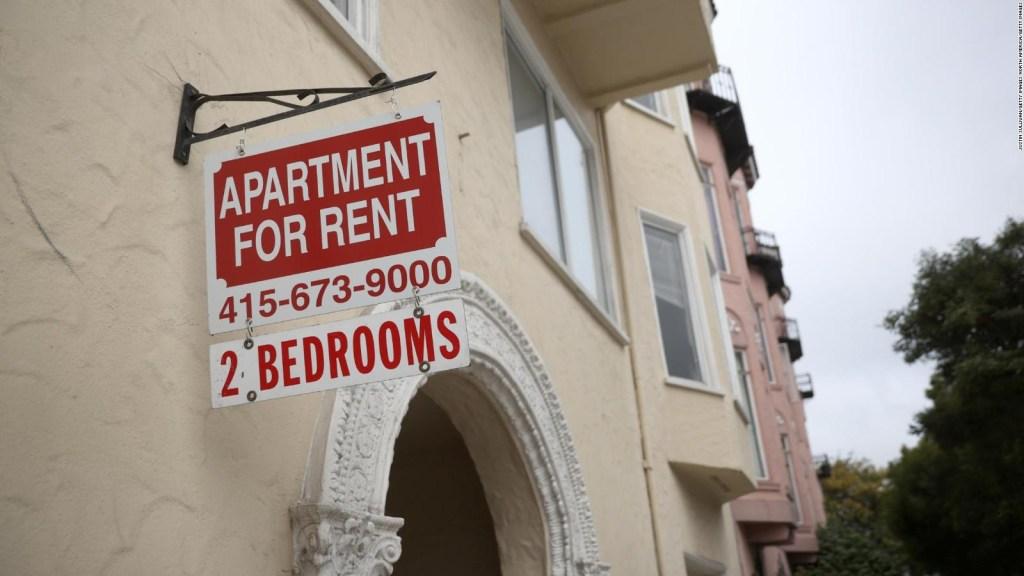 Los precios de alquiler de viviendas suben en EE.UU.