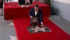Alejandro Sanz recibe una estrella en el Paseo de la Fama