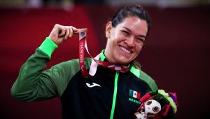 Lenia Ruvalcaba suma logros en su trayectoria paralímpica