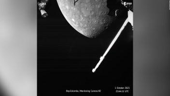 Así se oye el viento solar desde Mercurio