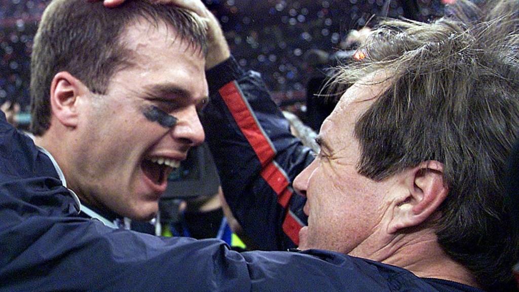 Brady, listo para encuentro con Belichick y los Patriots