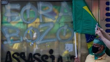 Nuevas marchas contra Bolsonaro