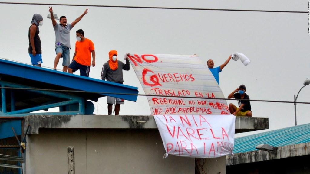 Nueva balacera en una prisión de Ecuador