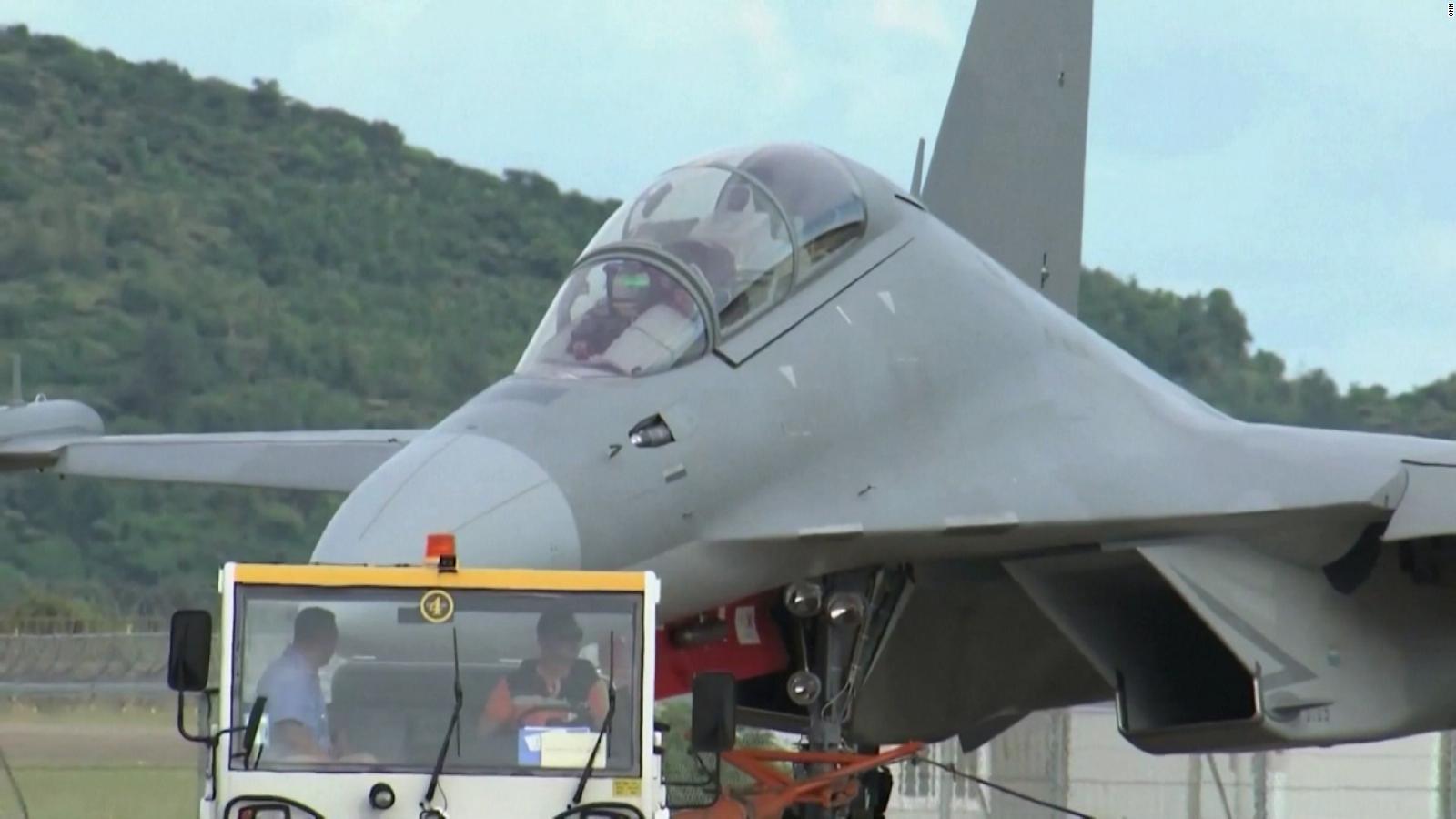 China no descarta usar la fuerza militar para apoderarse de Taiwán