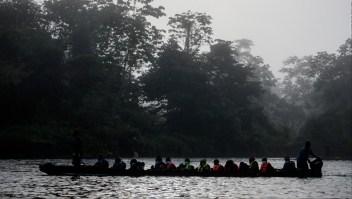 La peligrosa selva en la que inmigrantes pierden su vida