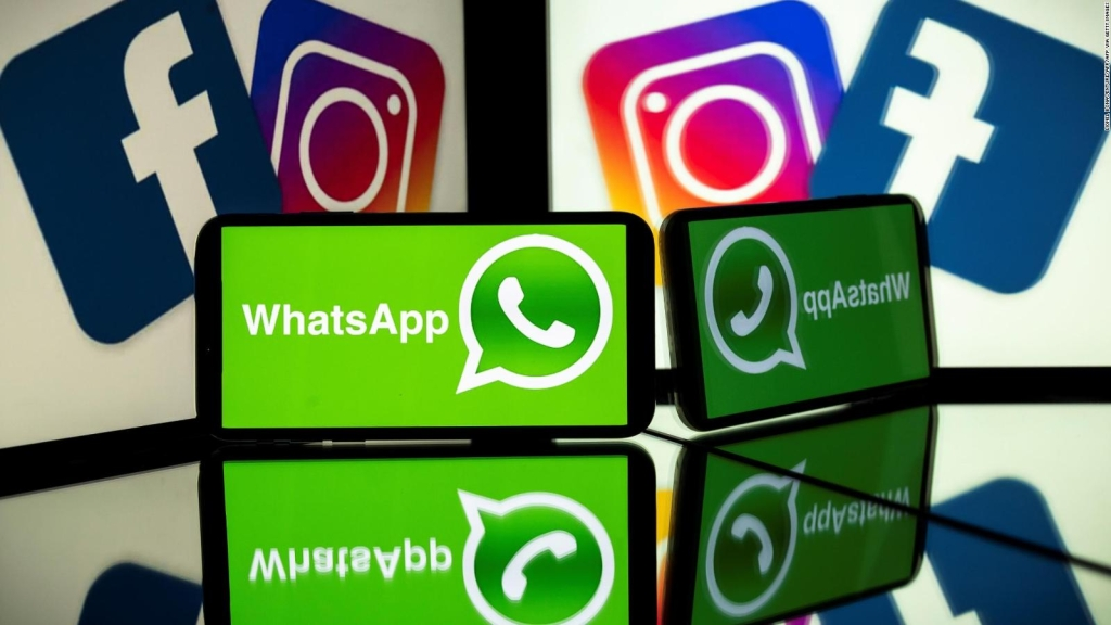 Prolongada caída de WhatsApp, Facebook e Instagram