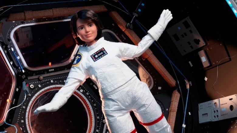 La nueva Barbie del espacio inspirada en una astronauta