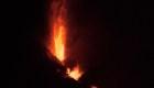 Erupciones aún más intensas en La Palma
