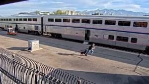 Control de rutina termina en tiroteo en estación de tren