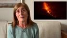 Desgarrador mensaje tras vivir tres erupciones volcánicas en La Palma