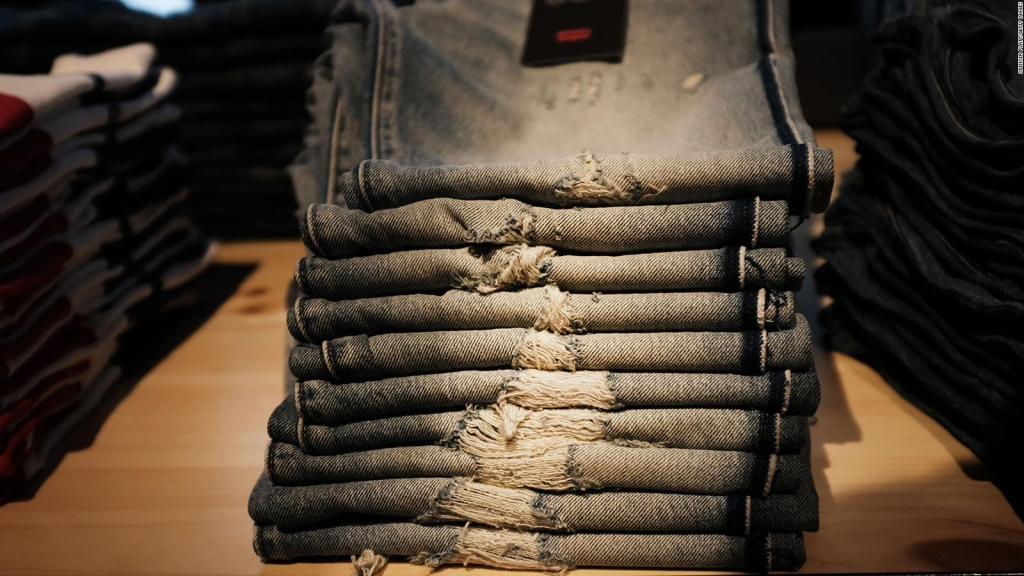 T-shirts and jeans can be more expensive for these reasons