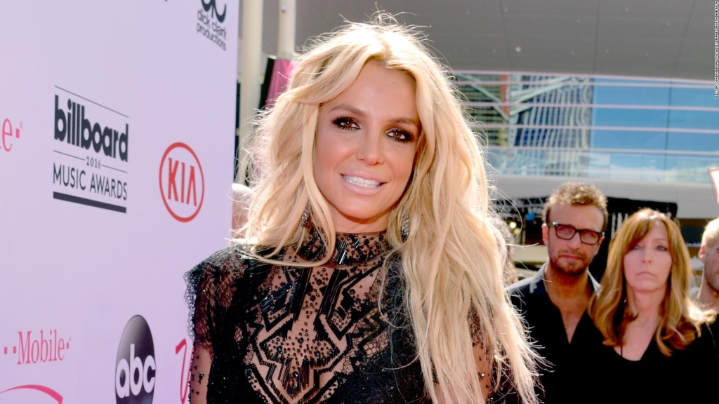 Britney Spears' message to her fans
