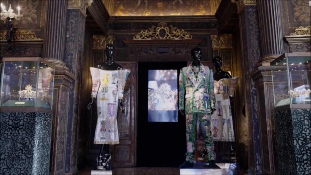 Dolce & Gabbana auction was a success
