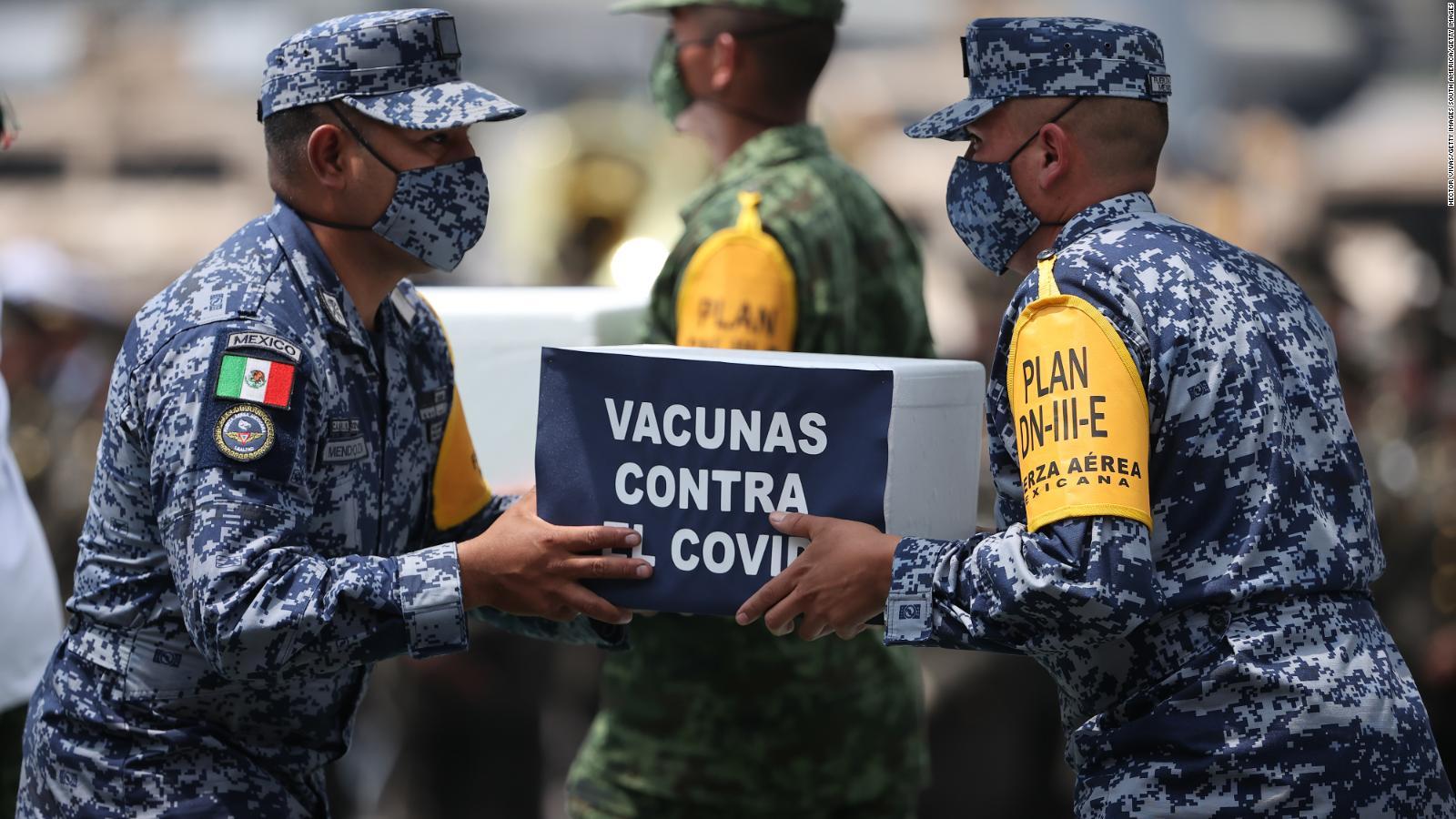 A México le falta capacidad logística para acelerar la vacunación contra el covid-19, dice analista