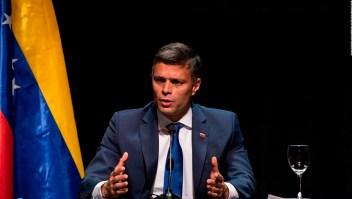 López apoya la participación de la oposición en las elecciones
