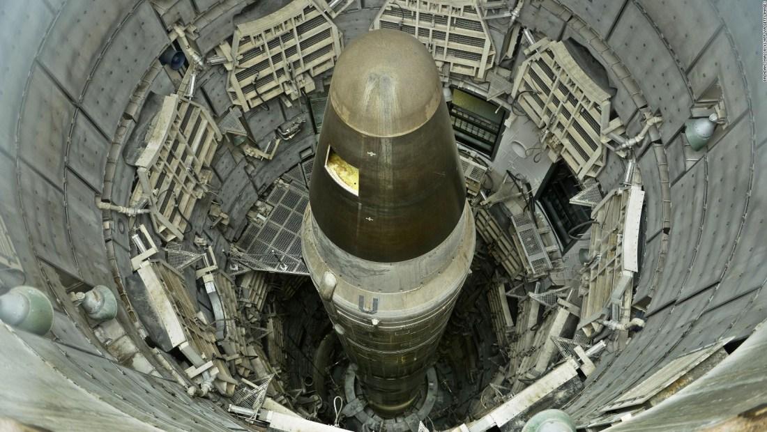 EE.UU. da cifra de armas nucleares por primera vez en años