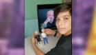 Mensaje del niño Josué Benjamín a J Balvin y Residente