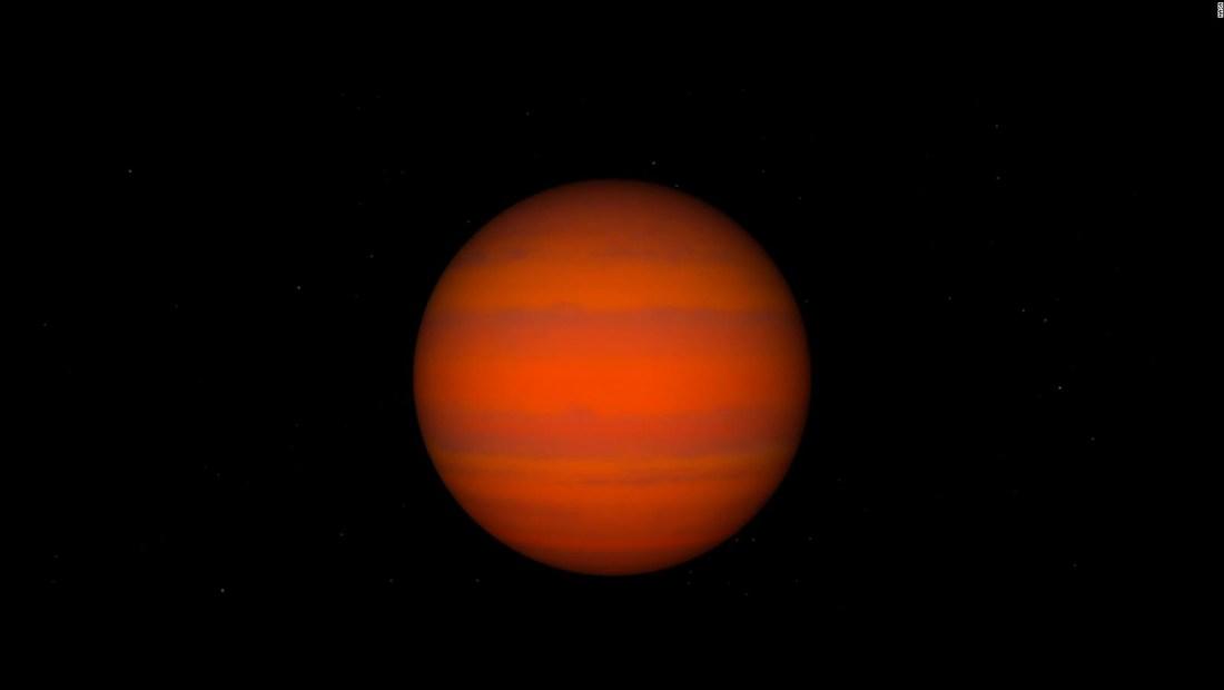 Descubre el exoplaneta donde llueve hierro
