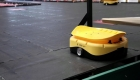 Mira los robots que trabajan en el correo de Grecia