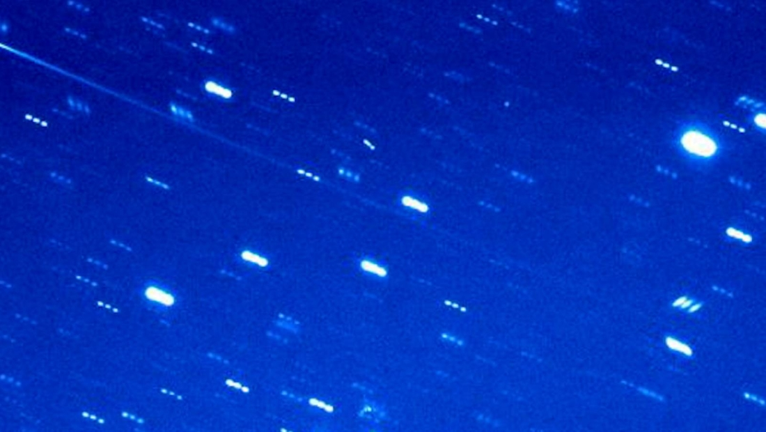 Nuevo hallazgo en el espacio, ¿es cometa o asteroide?