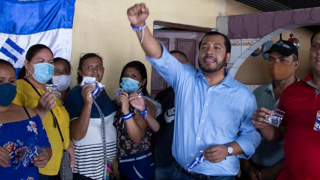 Denuncian tortura a opositor nicaragüense Félix Maradiaga