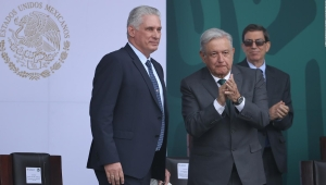 Lilly Téllez critica la relación de López Obrador con dictadores