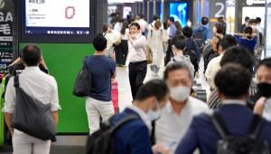 El sismo en Japón fue en la prefectura Chiba, al este de Tokio.