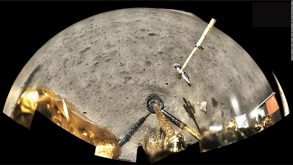 Rocce lunari che non hanno ancora una spiegazione