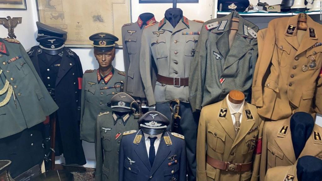Hallan 8.000 objetos nazi en casa de presunto pedófilo