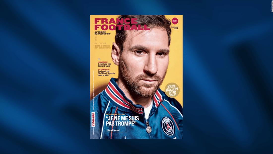 La señal que hace pensar en otro Balón de Oro para Messi