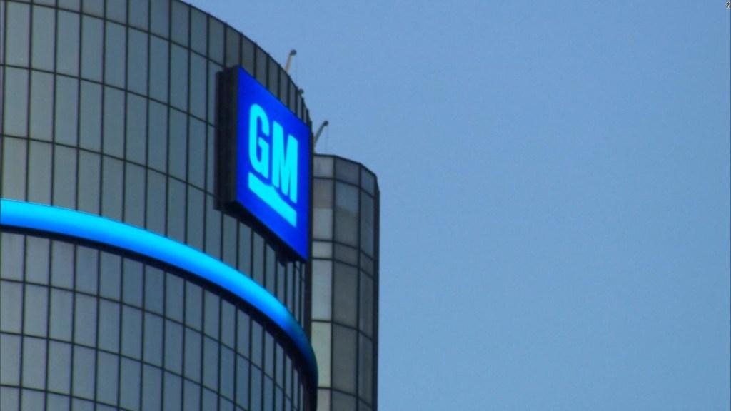 General Motors: autos eléctricos duplicarán las ventas