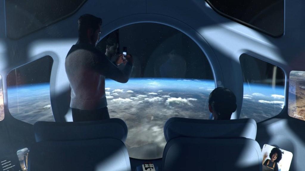 Così puoi viaggiare nello spazio in mongolfiera