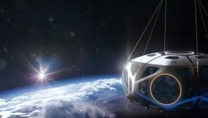 globos espacio