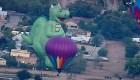 Albuquerque celebró su Fiesta Internacional de Globos