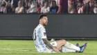 Nuevo empate para Argentina y Messi en eliminatorias